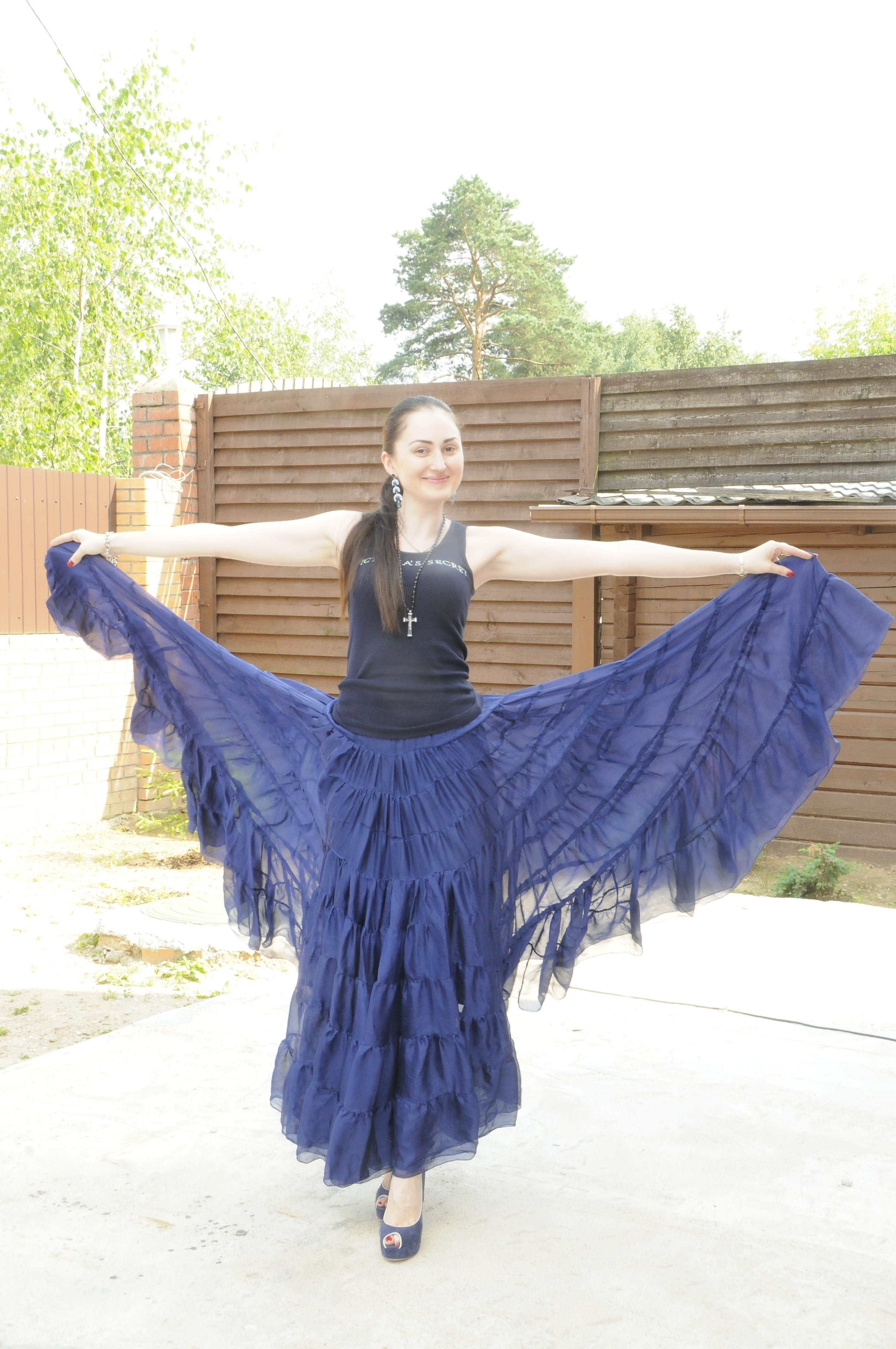 Шить шифоновую юбку Курсы кройки и шитья Школа дизайнерского мастерства Елизаветы Добрицкой