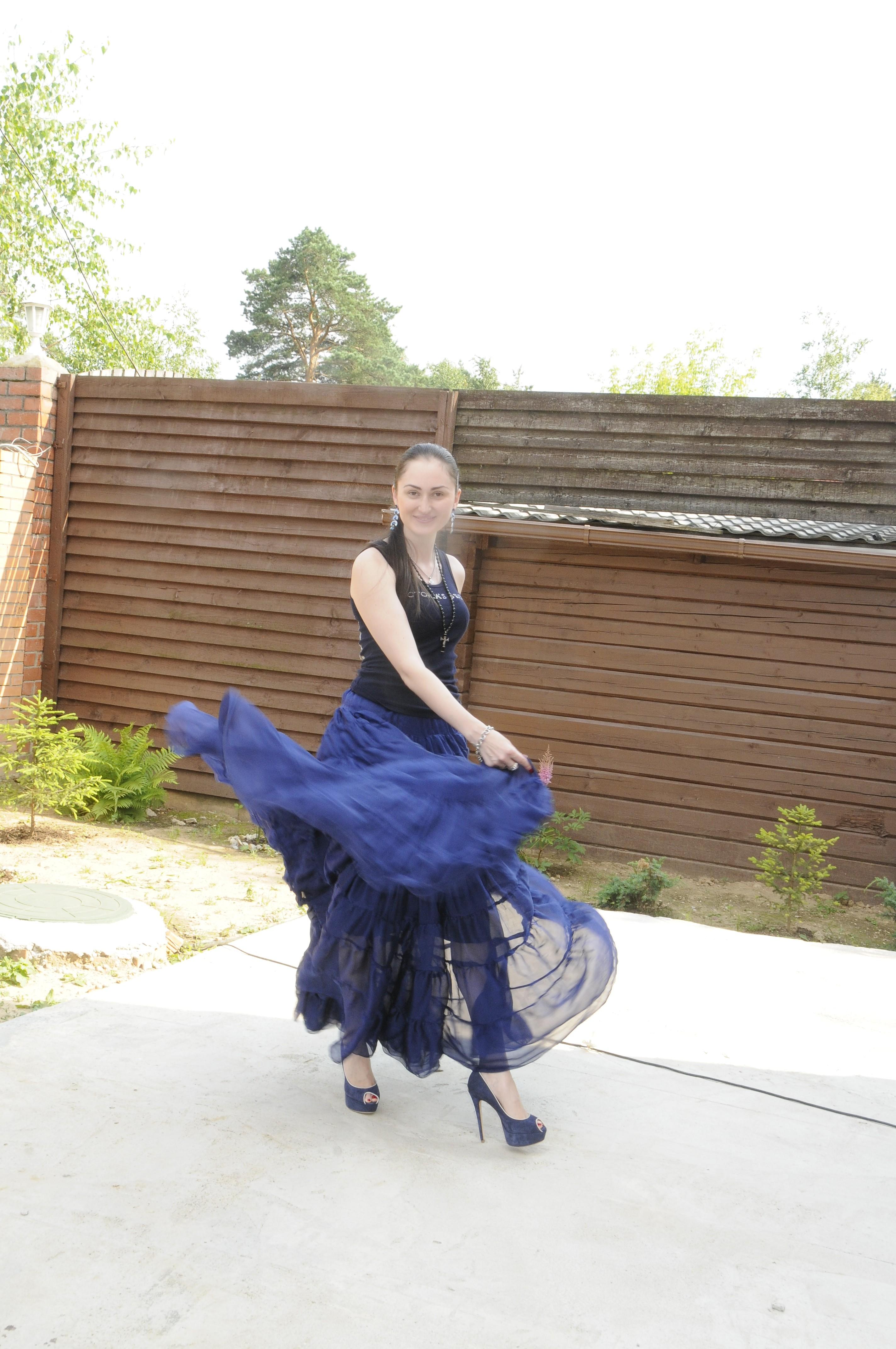 Шифоновая юбка своими руками Курсы кройки и шитья Школа дизайнерского мастерства Елизаветы Добрицкой