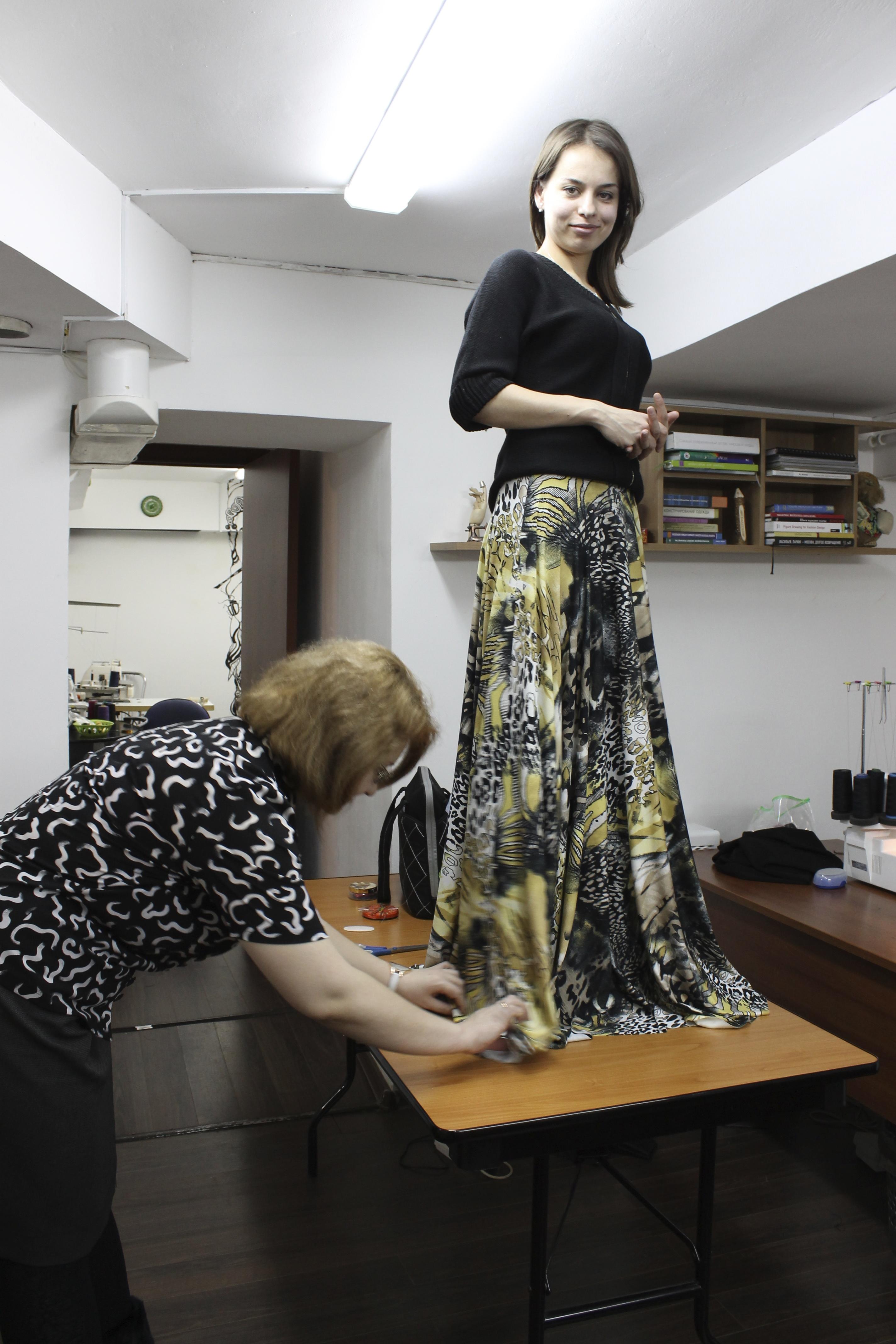 Курсы кройки и шитья В Школе дизайнерского мастерства