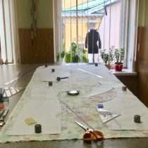 Кроить платье,Школа дизайнерского мастерства