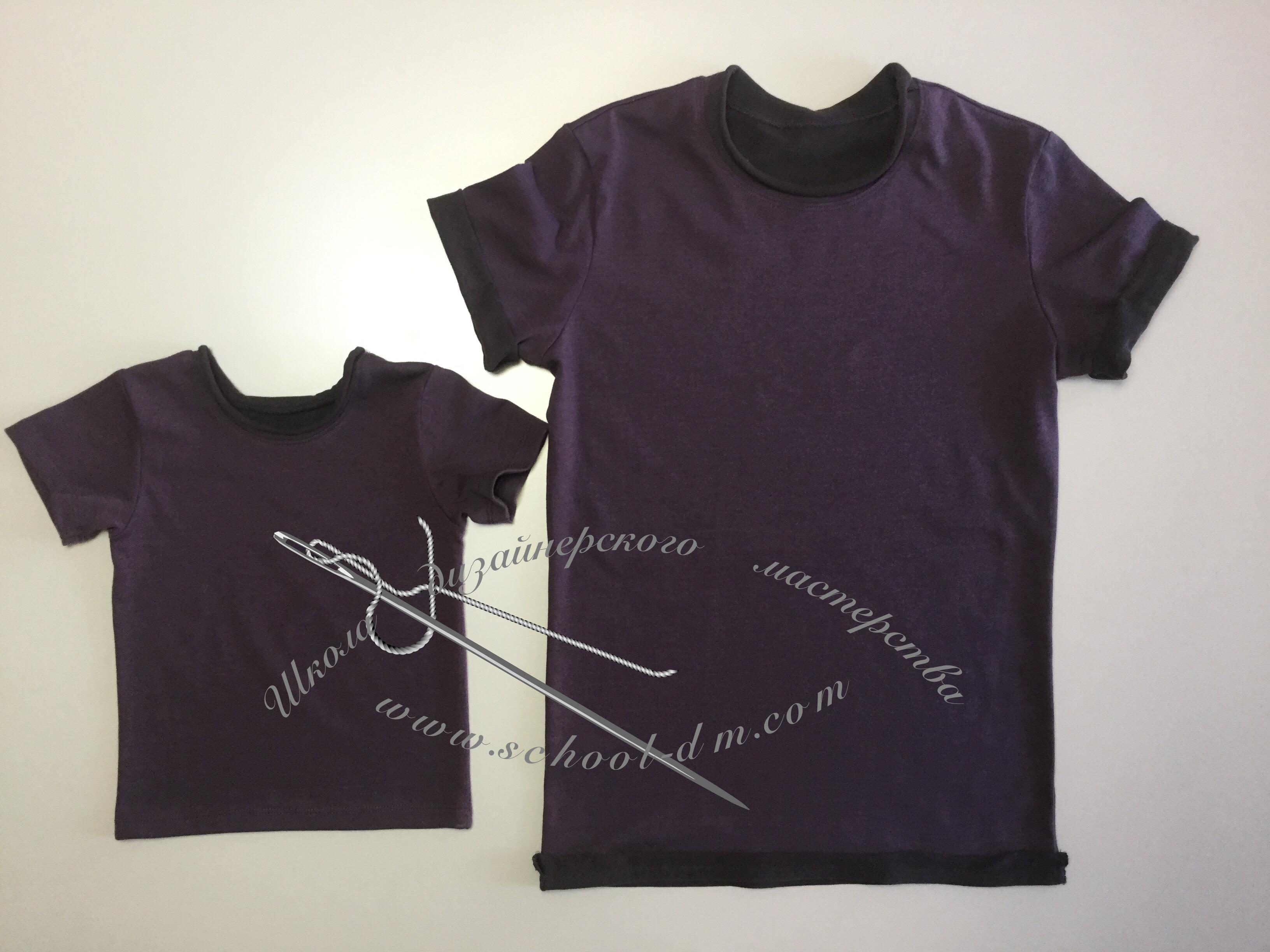 Шить футболку, шить трикотаж, Школа дизайнерского мастерства