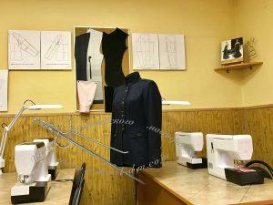 Шить жакет, шить пиджак, Школа дизайнерского мастерства