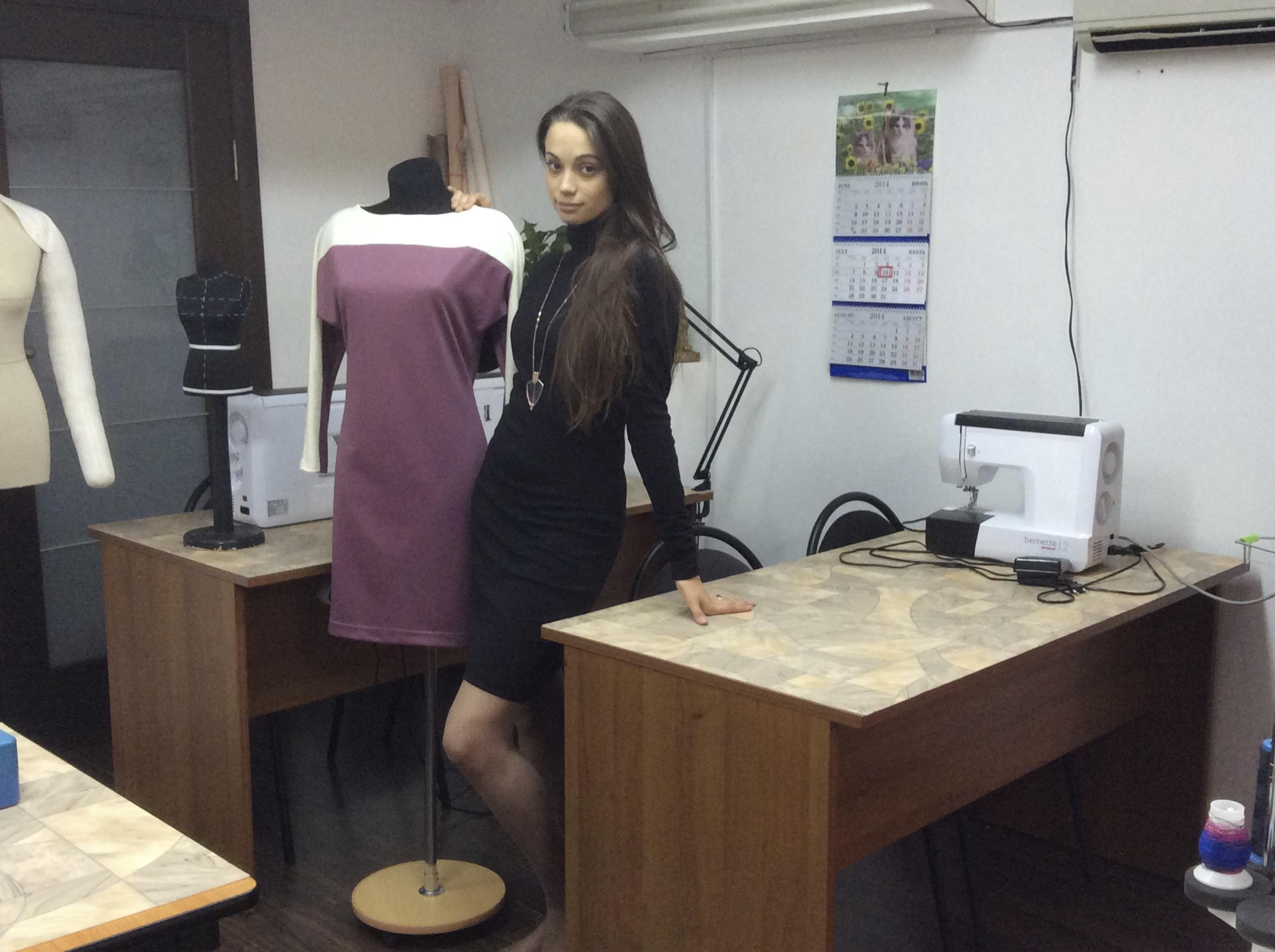 Шить платья на курсах кройки и шитья Школа дизайнерского мастерства Елизаветы Добрицкой