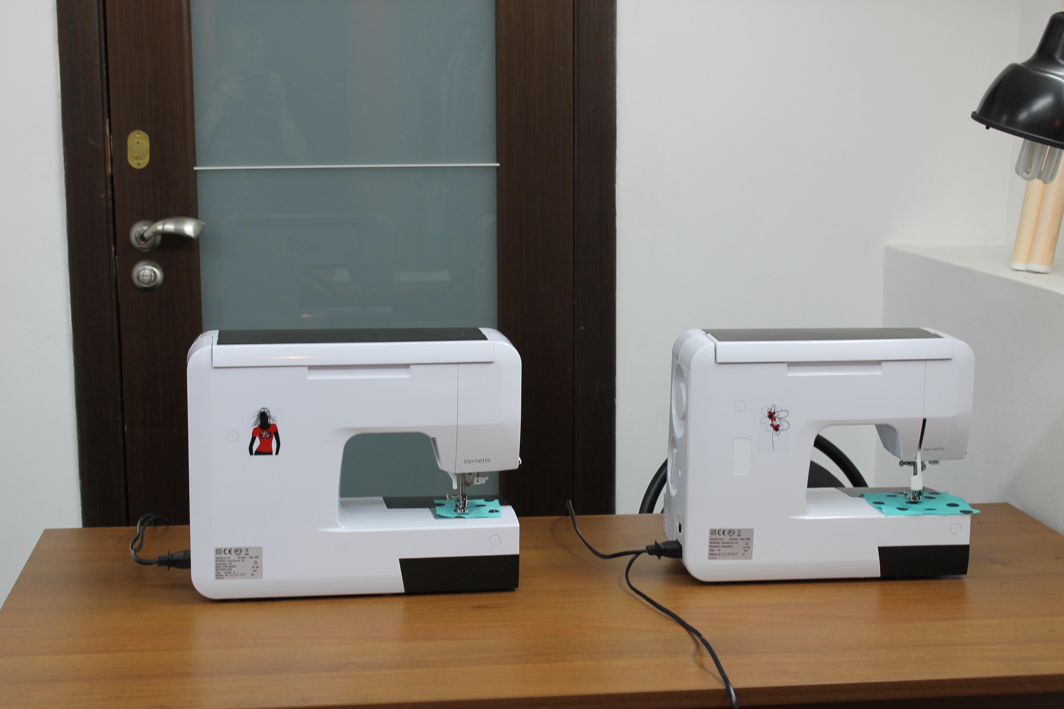 Швейные машинки Школа дизайнерского мастерства Елизаветы Добрицкой