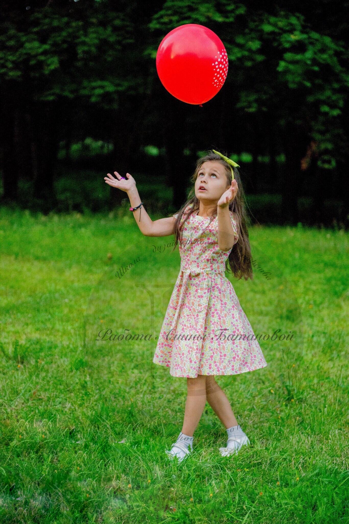 Школа дизайнерского мастерства, курсы шитья, шить самой, шить детское платье