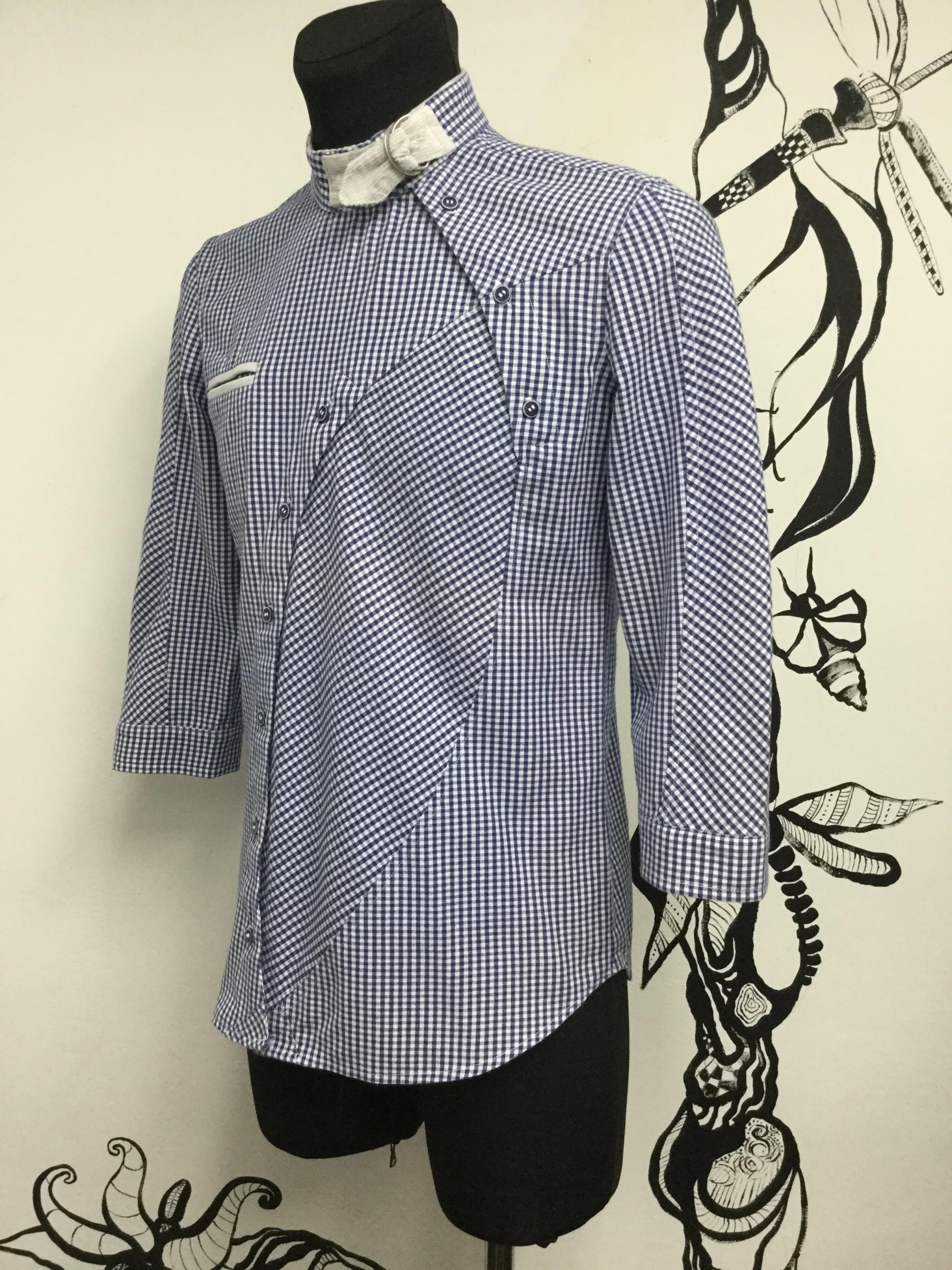 Шить мужскую рубашку на курсах шитья Школа дизайнерского мастерства Елизаветы Добрицкой
