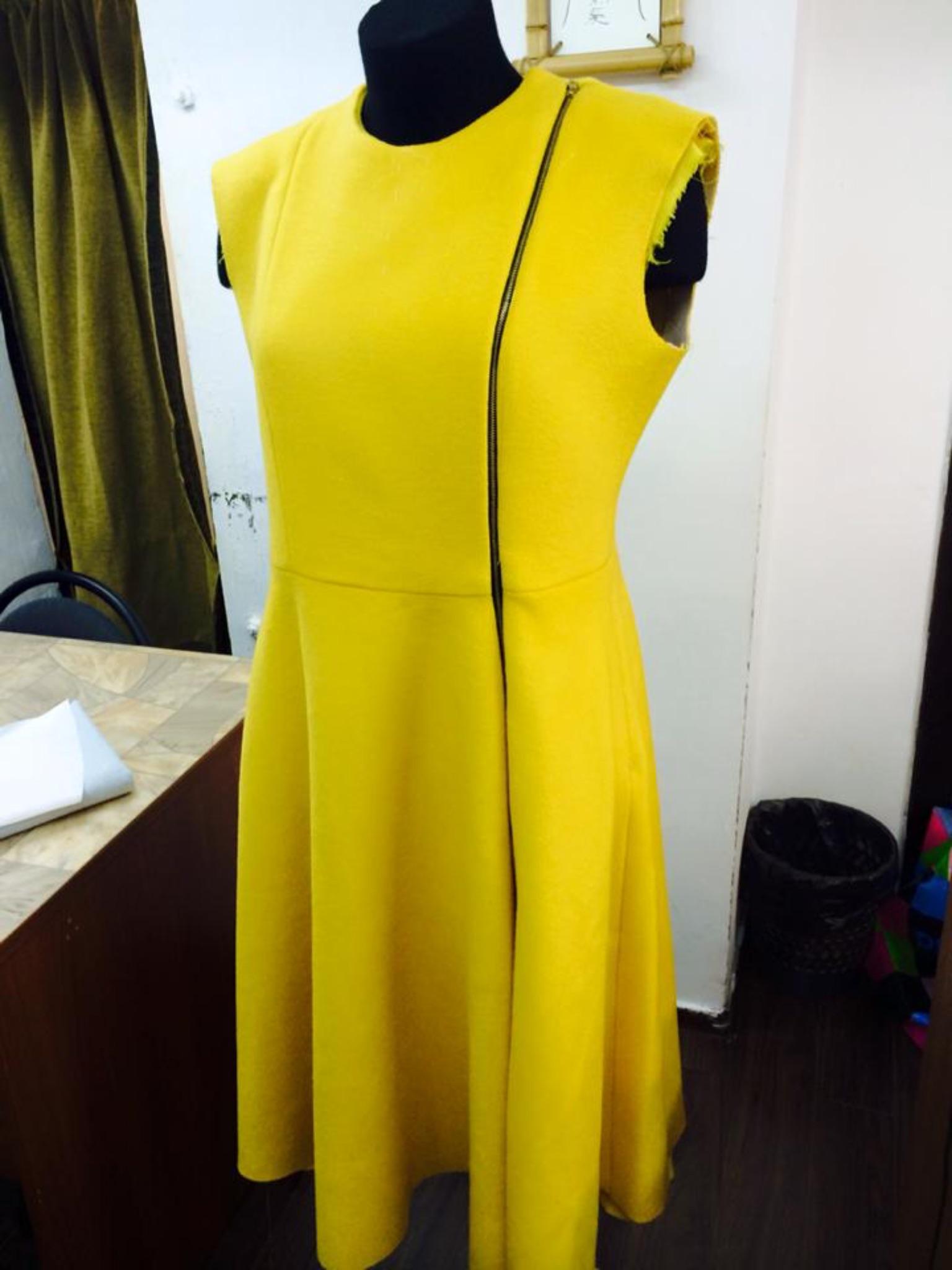 Шить пальто на курсах кройки и шитья Школа дизайнерского мастерства Елизаветы Добрицкой