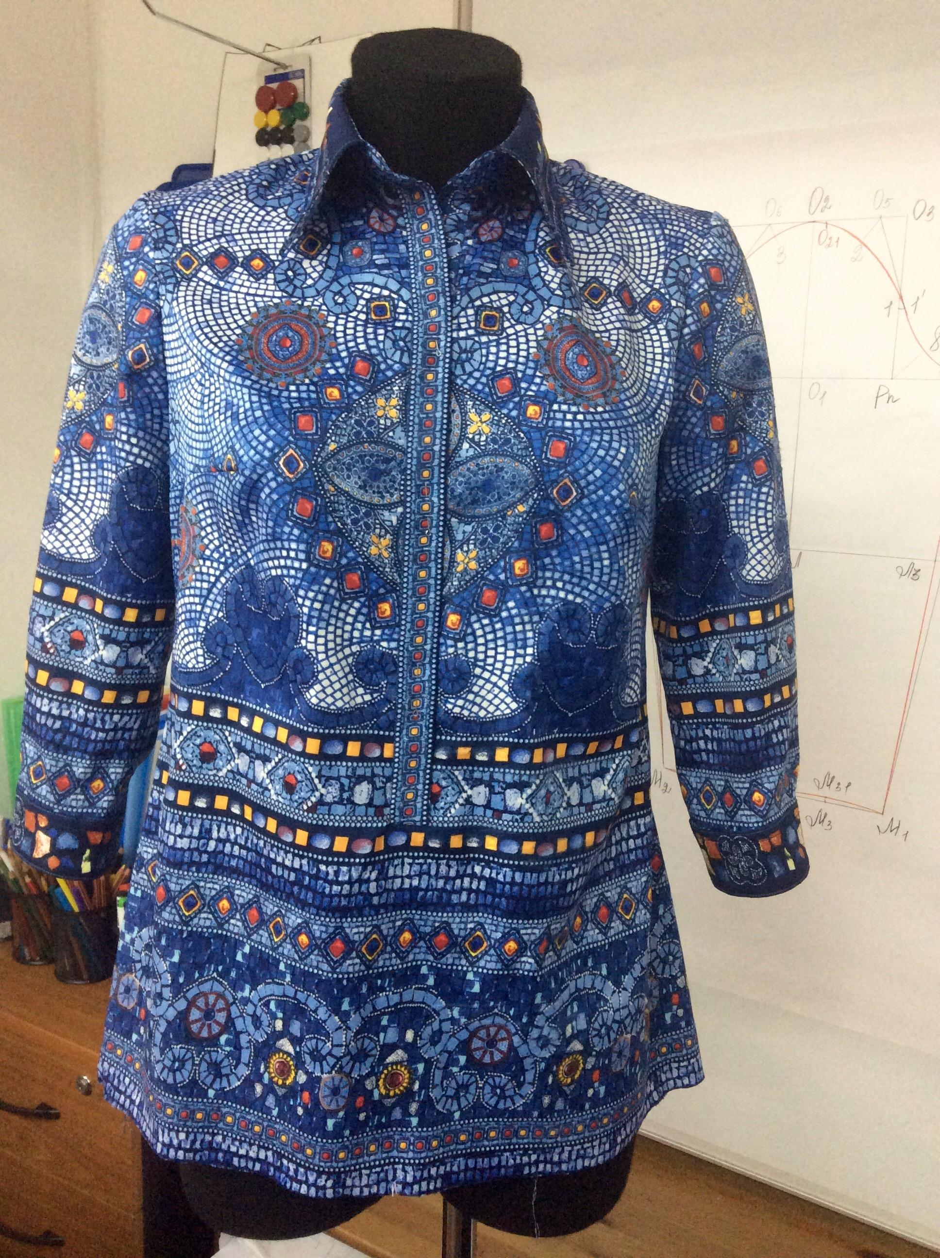 Курсы кройки и шитья Шить блузку в Школе дизайнерского мастерства