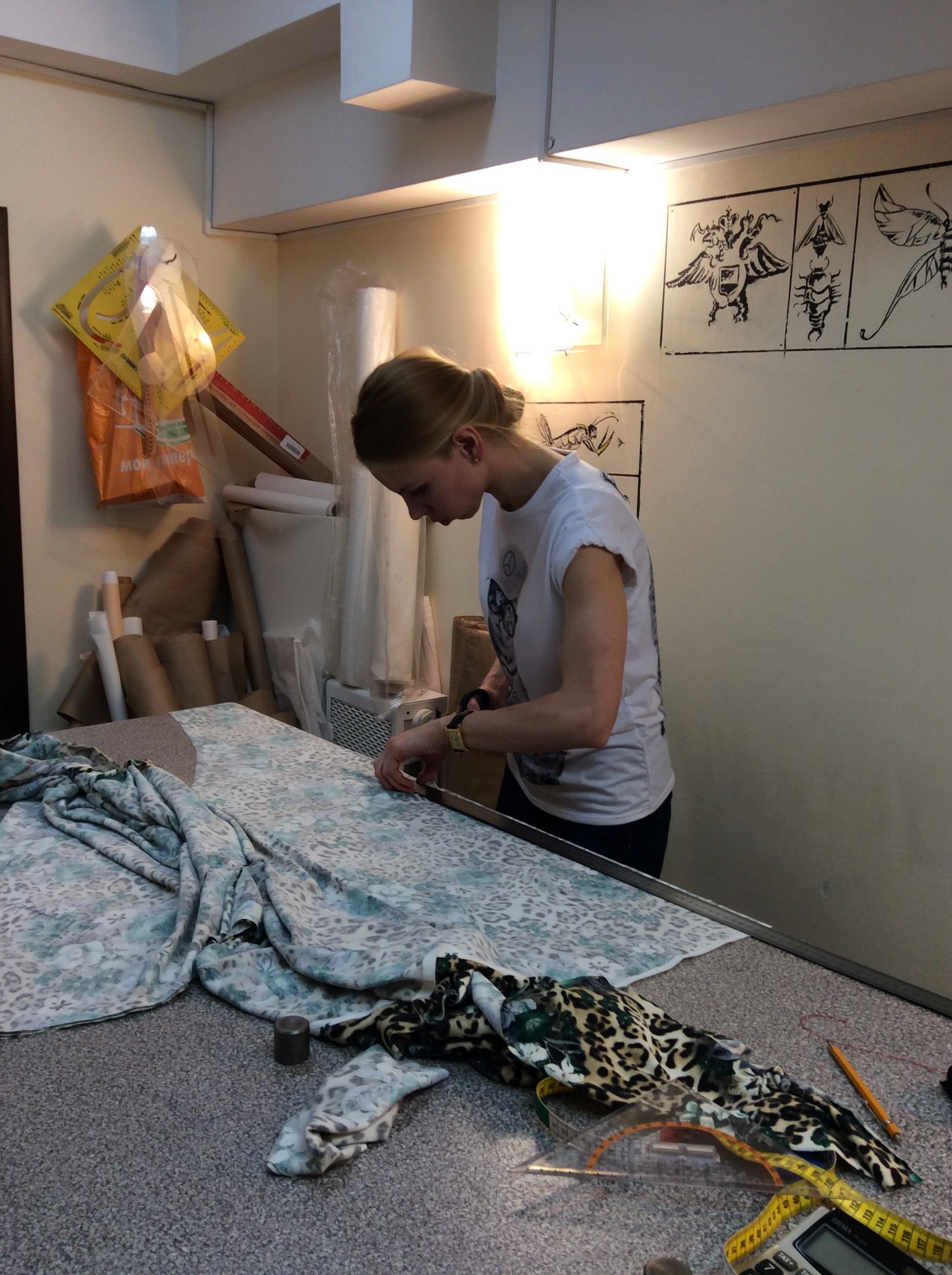 Учёба на курсах Кройки и шитья Школа дизайнерского мастерства Елизаветы Добрицкой