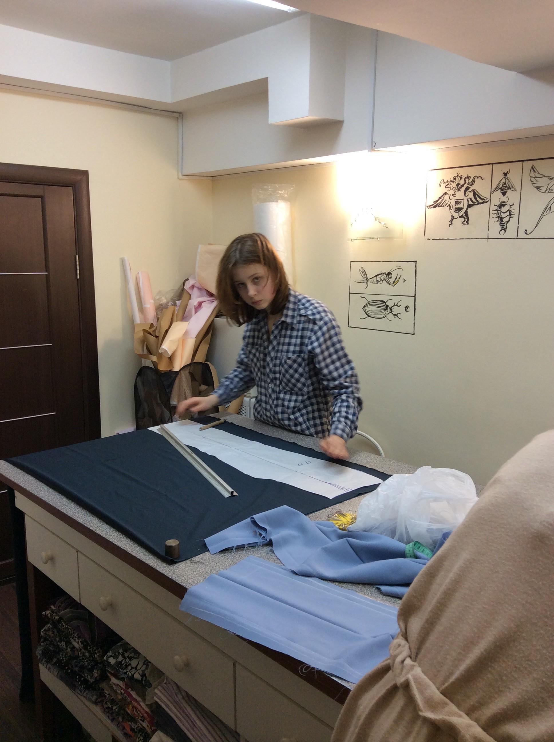 Курсы кройки и штья Учёба в Школе дизайнерского мастерства