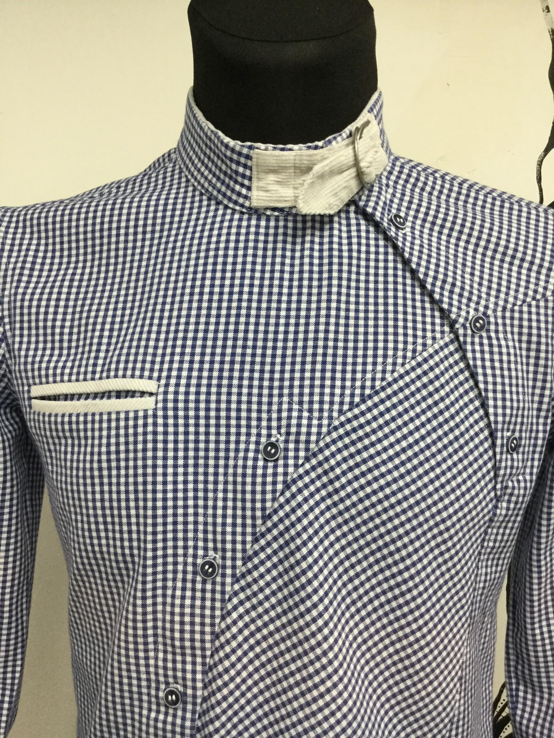 Шить на курсах мужскую рубашку курсы кройки и шитья Школа Елизаветы Добрицкой