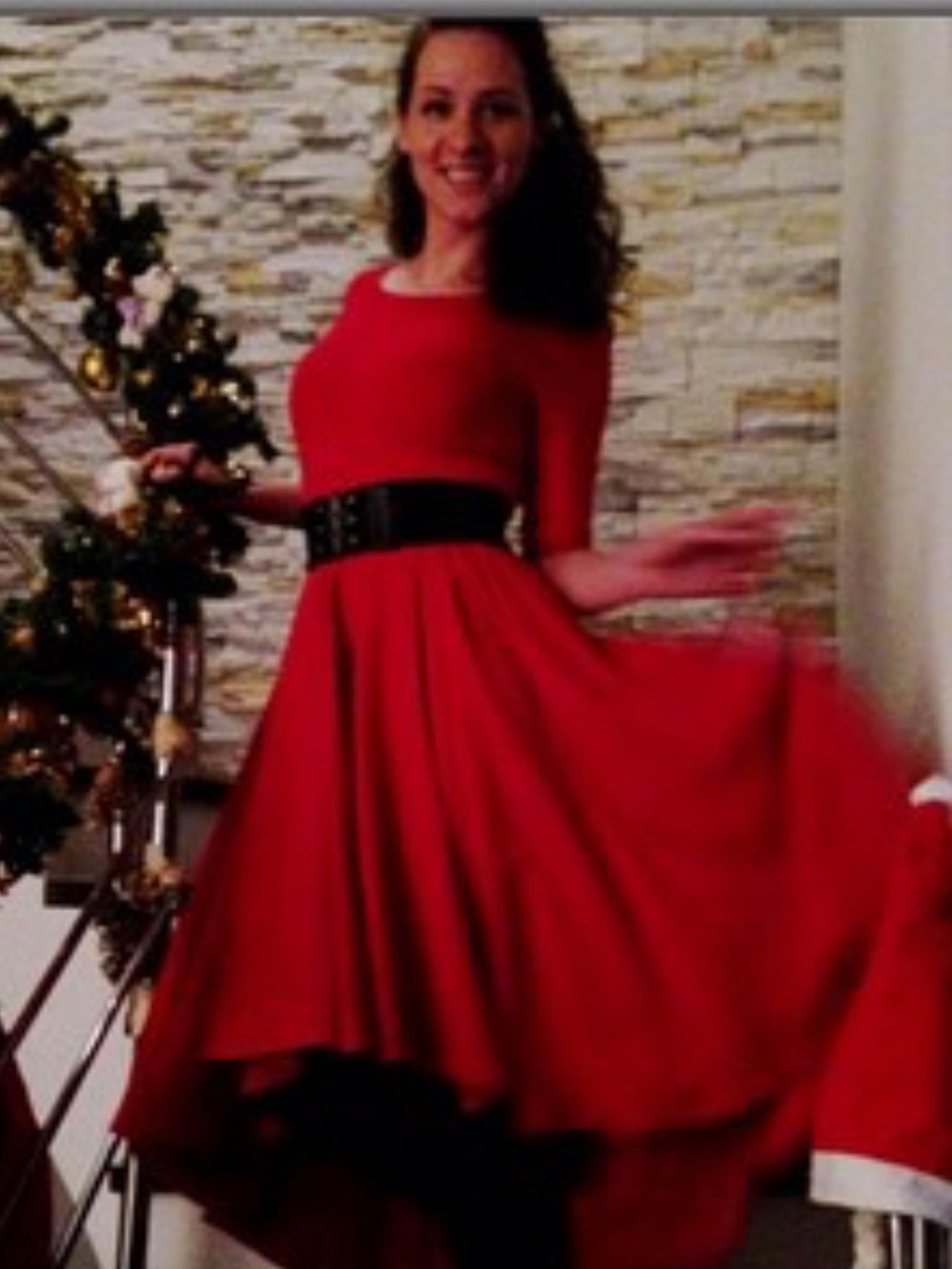 Курсы кройки и шитья Платье на Новый год в Школе Елизаветы Добрицкой